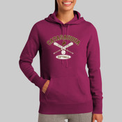 LST254 Sport-Tek® Ladies Pullover Hooded Sweatshirt