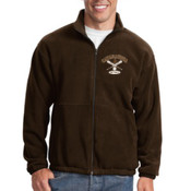 JP77 Port Authority® R-Tek® Fleece Full-Zip Jacket