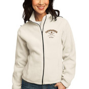 LP77 Port Authority® Ladies R-Tek® Fleece Full-Zip Jacket